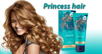 Princess Hair – mask for more growth, for strong and beautiful hair
