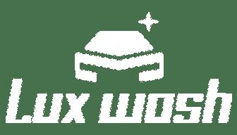 logo luxwash
