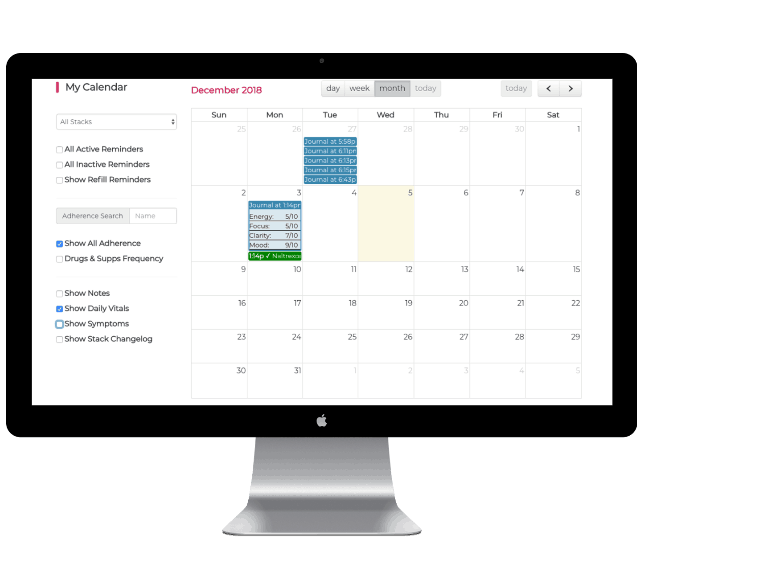 Track Your Pain Using This Daily Pain Diary