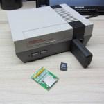 Expansión de memoria para NES y SNES Classic Mini por microSD a bajo costo