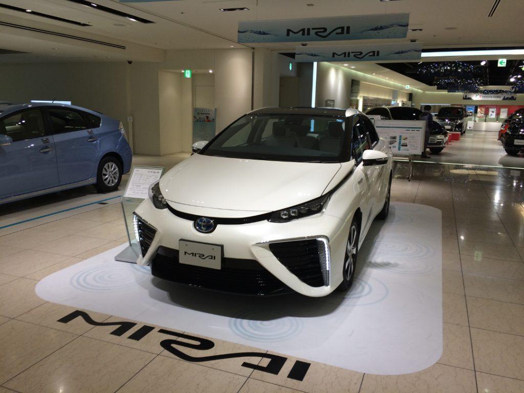HV・PHV・PHEV・EV・FCVの特徴_トヨタ・MIRAI