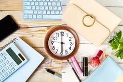 頻度とミーティング時間の設定と日程の決定