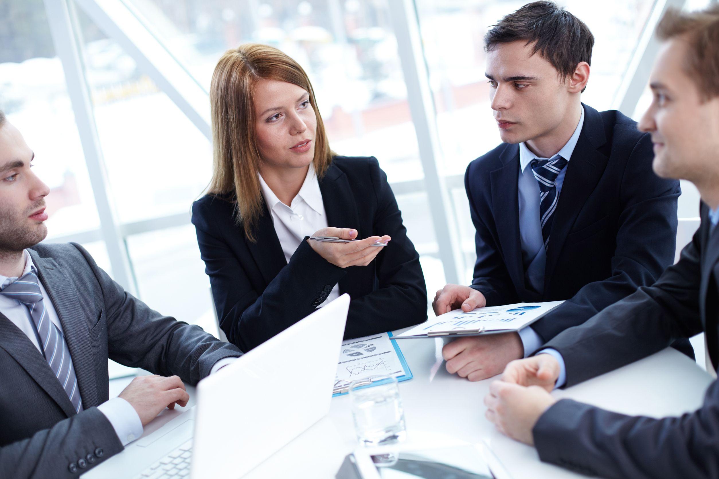 Score Points In Meetings