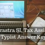 Maharastra-SI-Tax-Assistant-Clerk-Typist-Answer-Key-2018- Aglasem