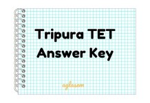 Tripura TET Answer Key