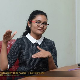 JESA 2017 – Preliminary Round of Interviews