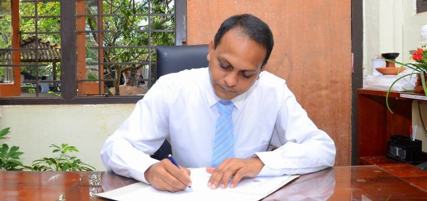Dr. S. M. Amarasena Appointed as the Director of the Career Guidance Unit