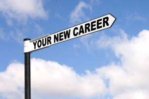 Your New Career Sign