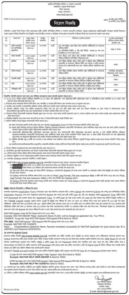 ministry-of-education-job-circular