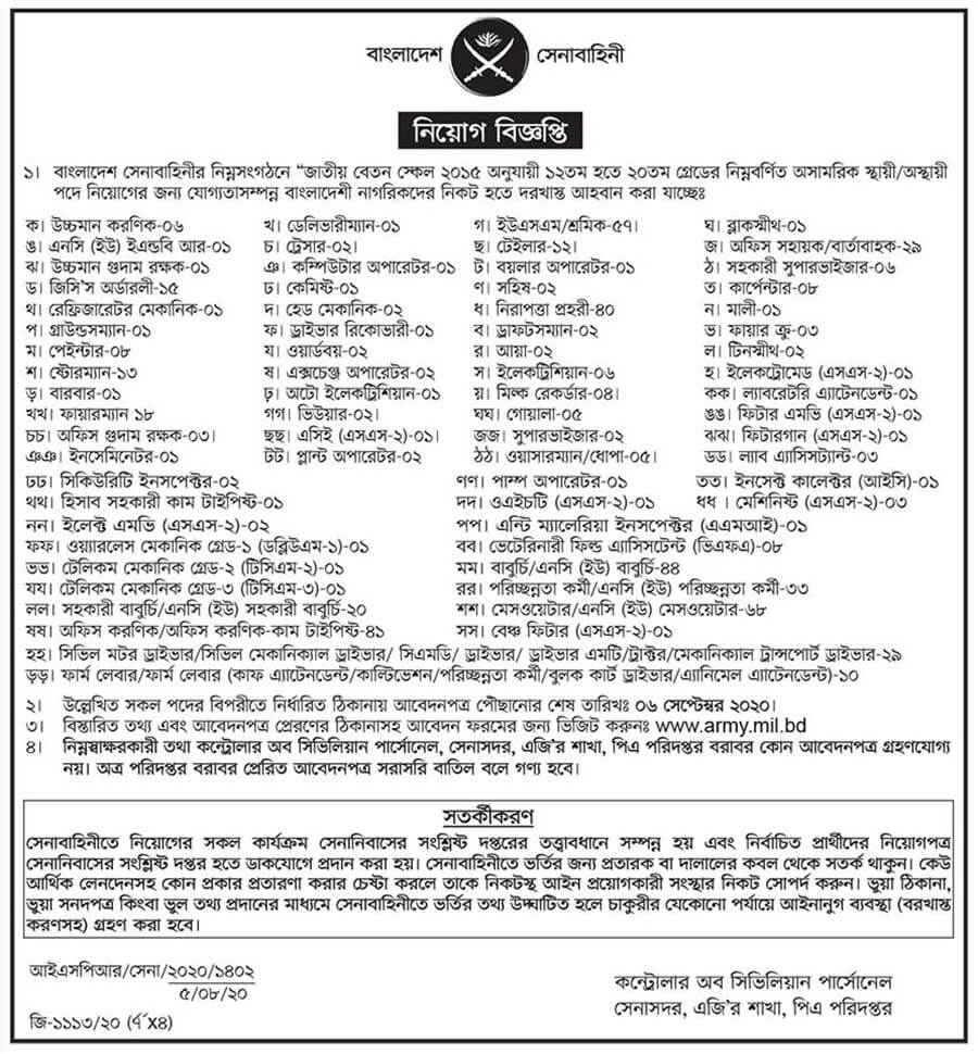 join-army-job-circular