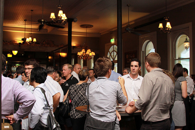 The secret to networking?  It may surprise you.