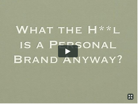 How to Create a Personal Brand Without Being a Jerk
