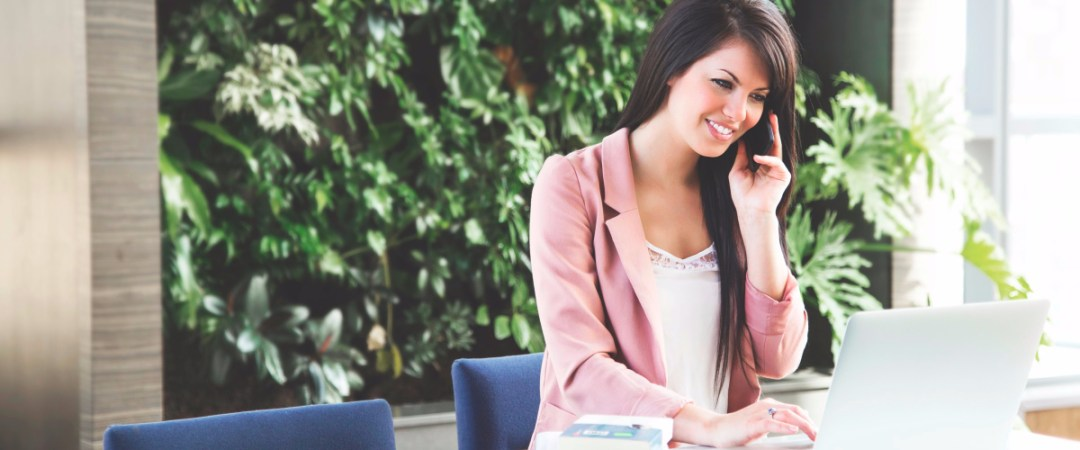Romancing The Phone: Online Dating And Your Job Hunt