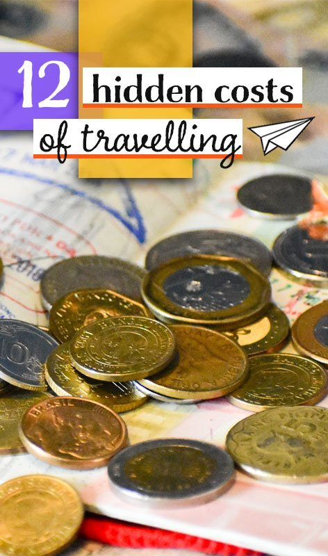 Who knew that water, laundry and withdrawing money from ATMs could cost so much? These are some of the hidden costs of travel that backpackers need to be prepared for.