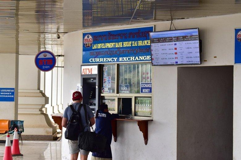 Hidden costs of travel: currency exchange