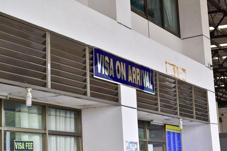 Visa on arrival in Laos
