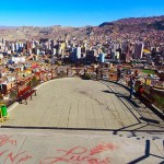 La Paz Bolivia cities of South America