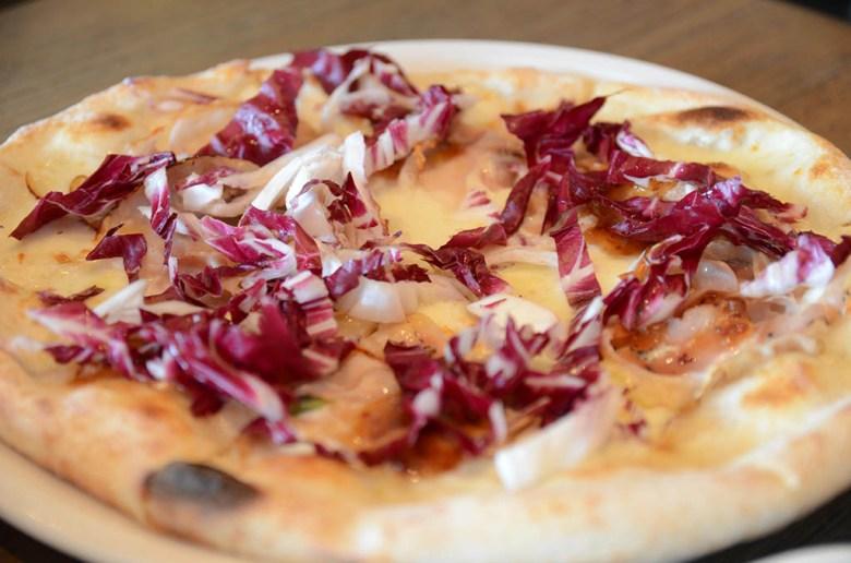 Melbourne food: DOC Pizza & Mozzarella Bar, Lygon Street