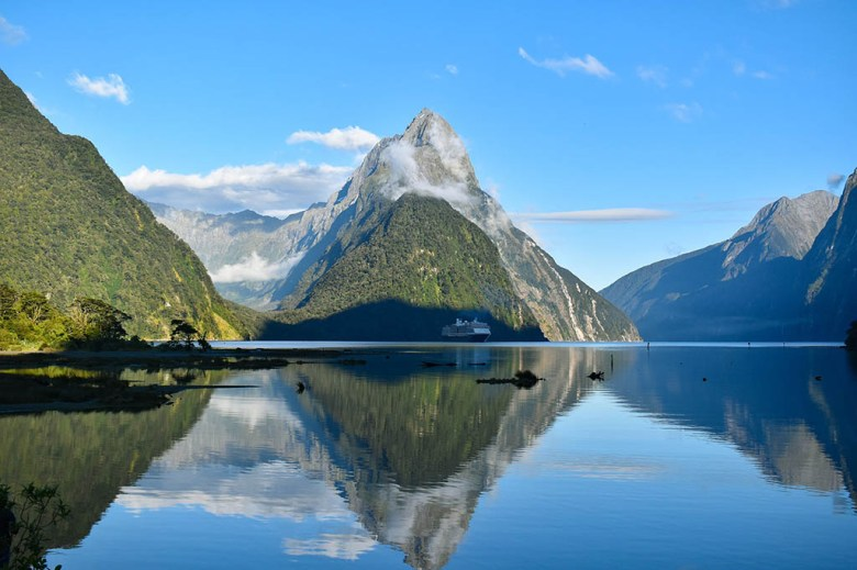 Milford Sound is a bucket-list highlight to include in your New Zealand South Island road trip itinerary