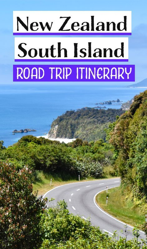 Planning a New Zealand South Island road trip? Here's a recommended itinerary for two weeks with a car and a tent. New Zealand South Island itinerary | travel destinations | sabbatical | career break inspiration