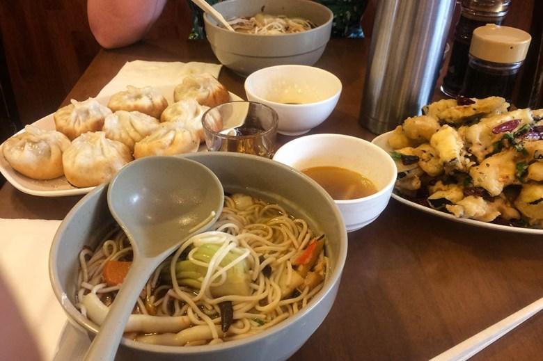 Melbourne food: the Empress of China, CBD