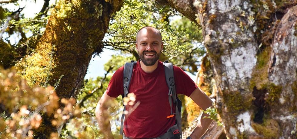 Alex Fjordlands Key Summit New Zealand