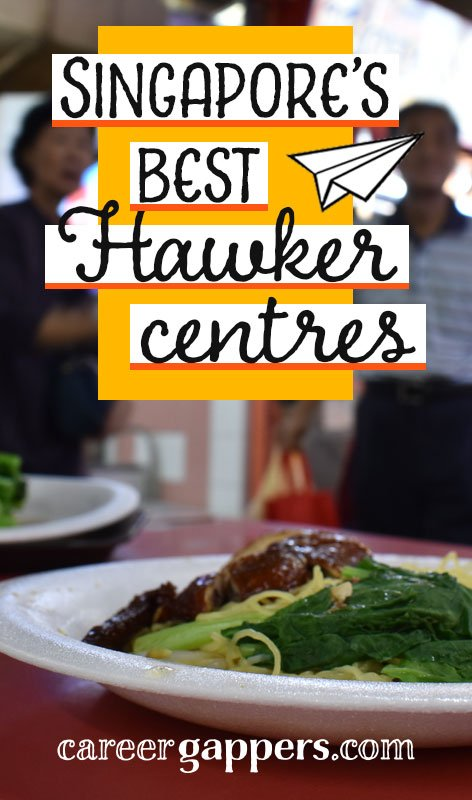 With four days to explore one of the great cities of South-East Asia, we made it our mission to find the best hawker centre in Singapore.