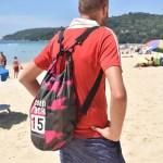 Travel life hacks ocean pack