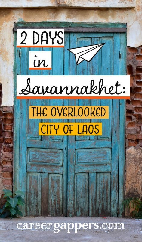 Savannakhet in Laos is a beautiful riverside city distinguished by its crumbling colonial buildings. It is the country's second-biggest city, but is often overlooked by travellers. We think it's well worth a visit! Here are some ideas for things to do in Savannakhet.