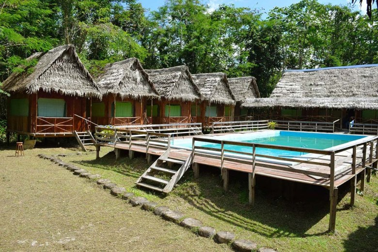 Our Peruvian Amazon jungle lodge