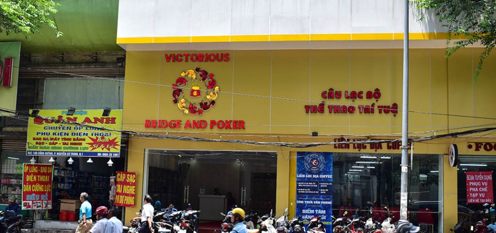 Poker in Vietnam: Victorious Poker Club, Ho Chi Minh City