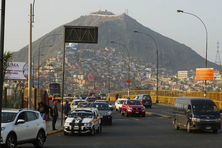 Peru's lively capital, Lima, is the typical starting point for travelling through the country