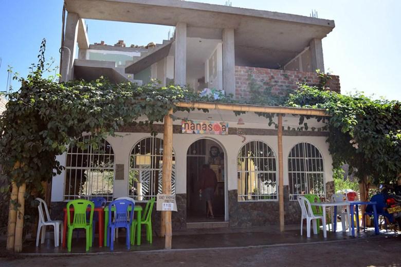 Nanasqa Hostel Nazca Peru
