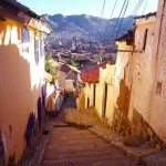 Things to do in Cusco: the cobbled streets of San Blas