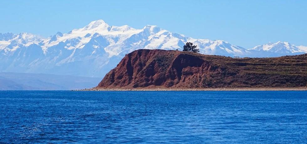 Isla de la Luna Lake Titicaca