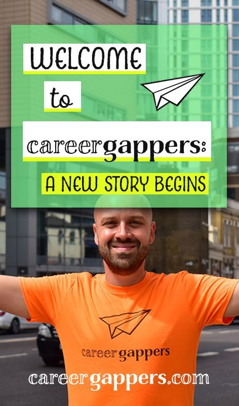 Welcome to Career Gappers. Taking a career break to travel the world has transformed our lives. Now we want to help you do the same.