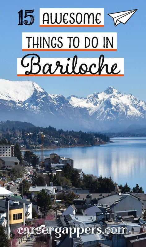 Things to do in Bariloche | The 'Switzerland of South America' with its chalets, chocolate shops, lakes, hiking trails and ski slopes has a palpable European Alpine vibe. Here are 15 awesome things to do in Bariloche for adventure and scenery lovers.