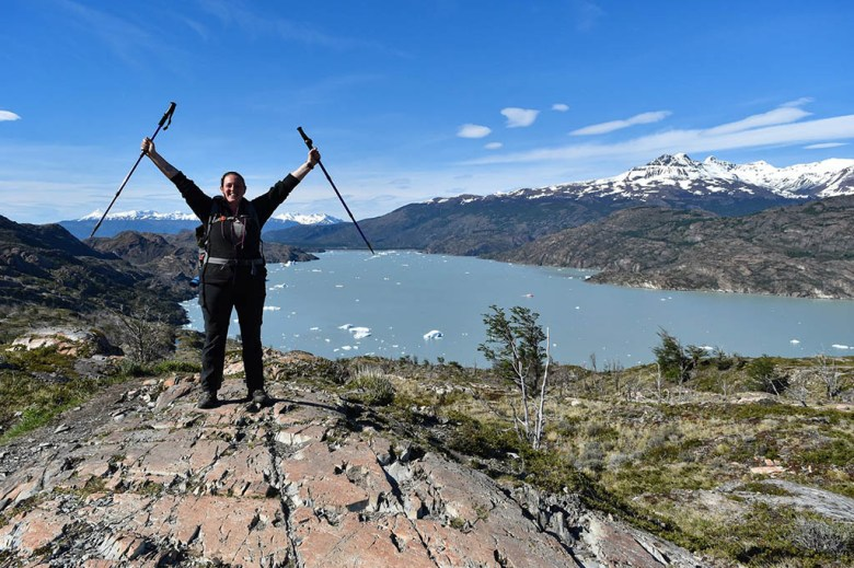 Completing the W Trek in Torres Del Paine, Chile, was one of my proudest achievements on our travel career break