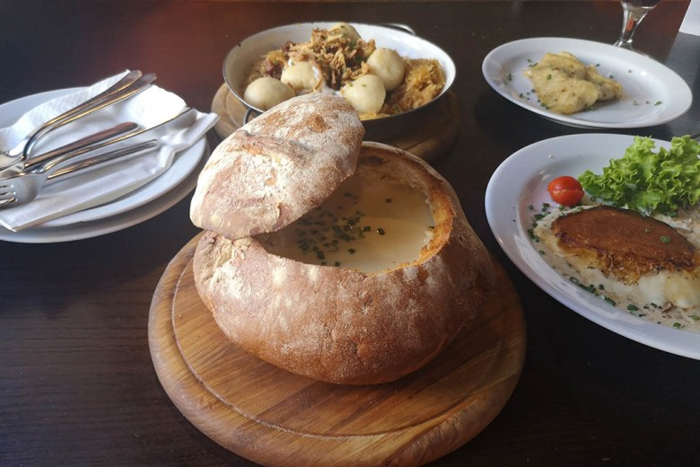 Slovakian food is simple, tasty and filling, rooted in the country's agrarian history