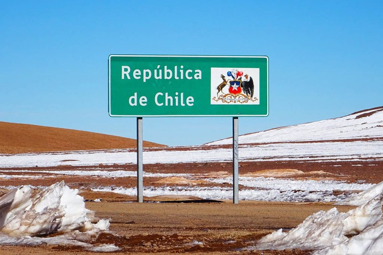 At the end of the tour we crossed the border from Bolivia into Chile, transferring to San Pedro de Atacama