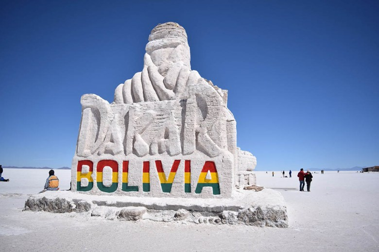 Salar de Uyuni is at high altitude, with parts of the tour reaching 5,000m above sea level