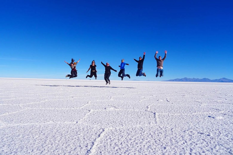 Our three-day, two-night tour of the famous Salr de Uyuni salt flats was our biggest expense in Bolivia