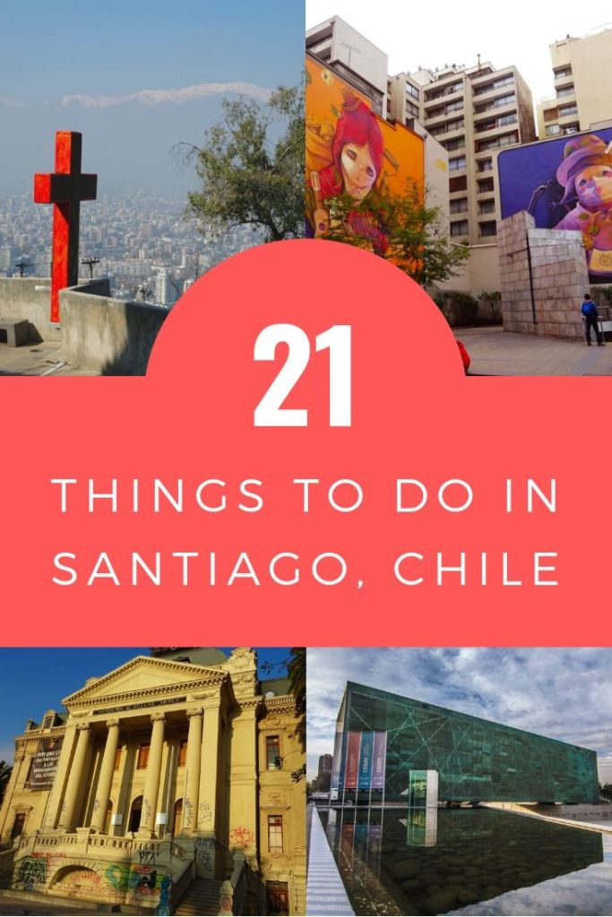 Our guide to the very best things to do in Santiago, Chile, including sightseeing, museums, hill walks, food and drink, day trips and more. #santiago #santiagochile #santiagodechile #chiletravel #visitchile