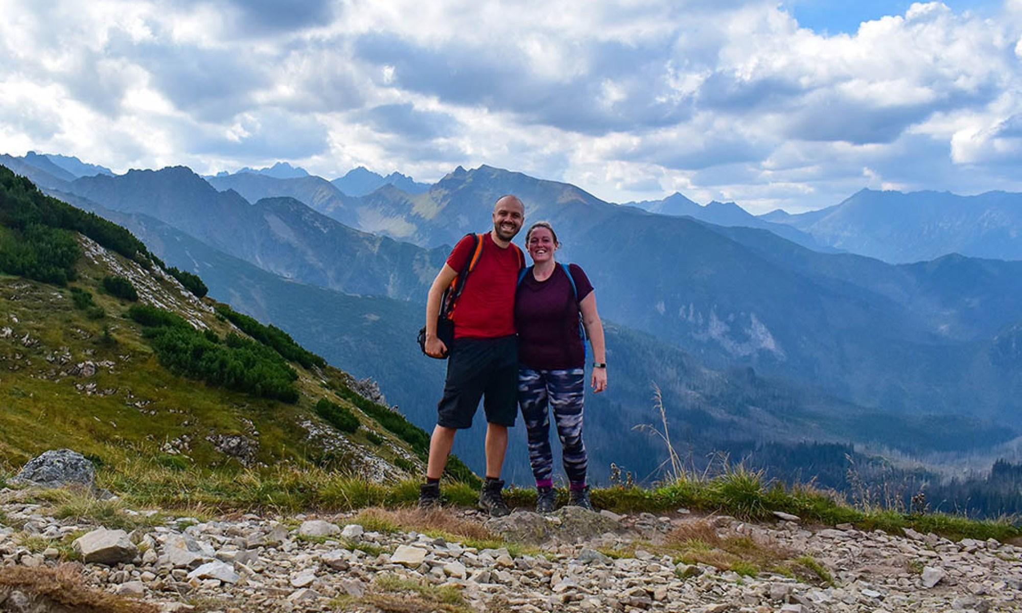 Alex and Lisa High Tatras