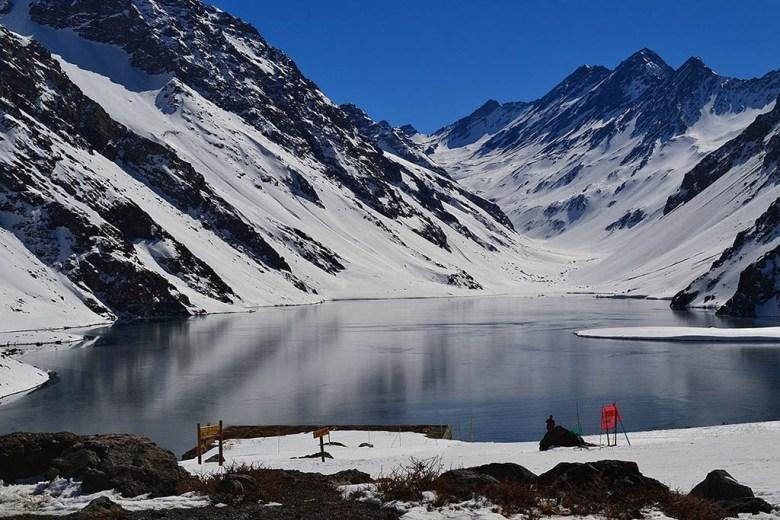 Laguna Del Inca Chile
