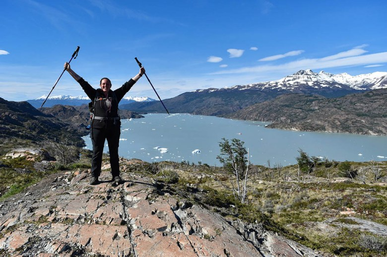 The W Trek in Torres Del Paine National Park accounted for nearly a quarter of our Chile trip cost