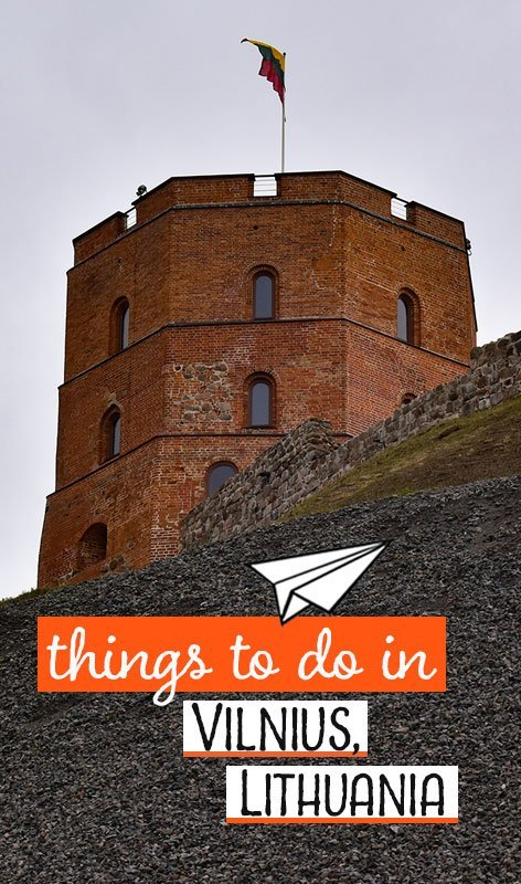 After spending an absorbing few days in one of Europe's most historic cities, we have compiled our recommended things to do in Vilnius, Lithuania. Career gappers blog | travel destinations | what to do in Vilnius | Vilnius itinerary