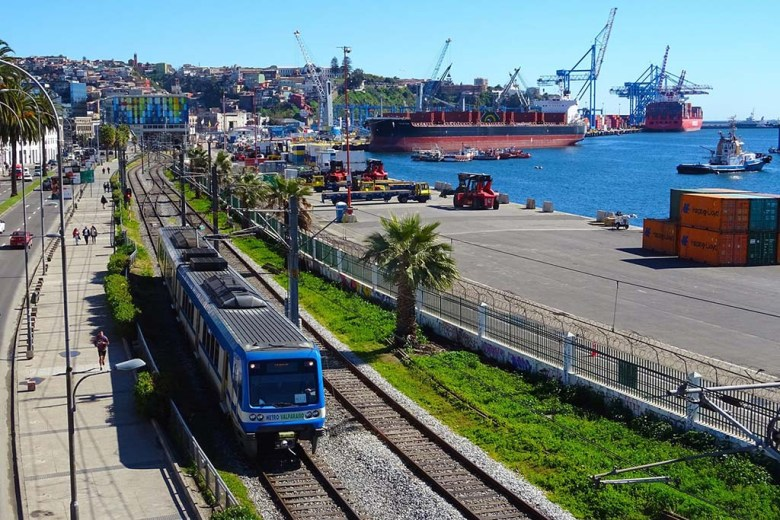 It's possible to get around Chile by rail and boat, but bus is the cheapest and easiest option