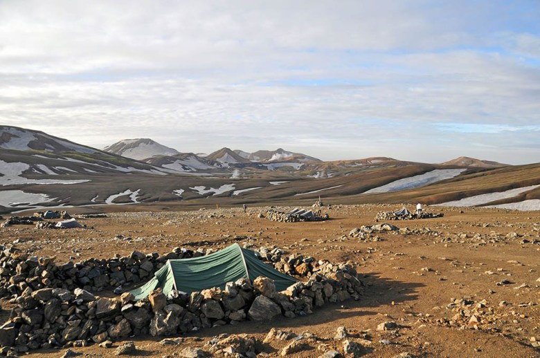 Laugavegur in Iceland is one of the best hikes in Europe