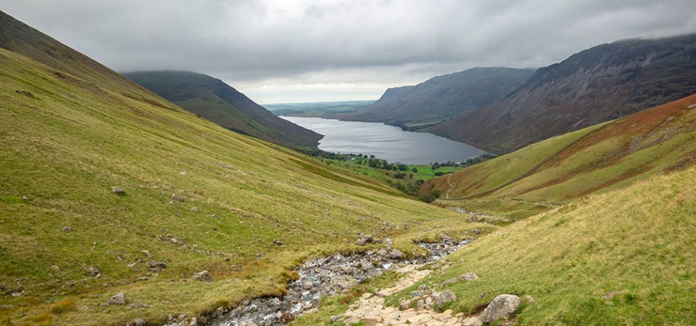 Scafell Pike England